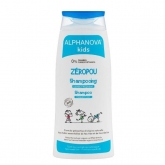 Shampoo Anti-pidocchi Alphanova 200 ml