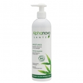 Lait de Massage Anti Vergetures Alphanova 400 ml.