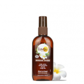Aceite bronceador de Monoi en spray Lovea 125 ml