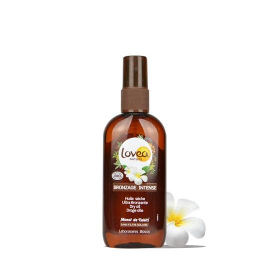 Huile Bronzante de Monoï en Spray Lovea 125 ml