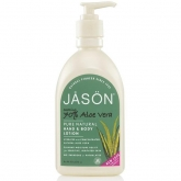 Lotion Corps et Mains Aloe Vera 70% Jason, 454 g
