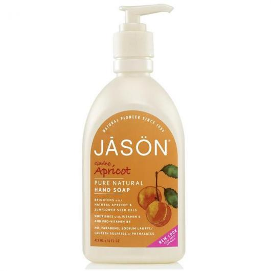 Gel mano e faccia Albaricoque Jason 473 ml