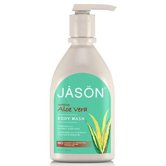 Gel Douche Ale Vera jason, 887 ml