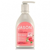 Gel Ducha Agua de Rosas Jason, 887 ml