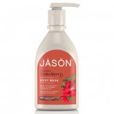 Gel de Ducha Arándano Rojo Jason, 887 ml