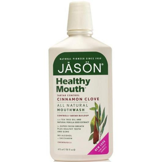Colluttorio Healthy Mouth intenso Jason, 473 ml