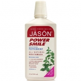 Bain de Bouche Power Smile Blanchissant Jason, 473 ml