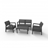 Set muebles Delano Lounge