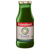 Smoothie Green Power BIO uva, kiwi, plátano Rabenhorst, 240 ml