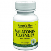 Melatonina 1,5 mg con Vit B6 Nature's Plus, 60 compresse divisibili