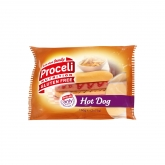 Pan de Hot Dog sin gluten Proceli, 2 x 75 g