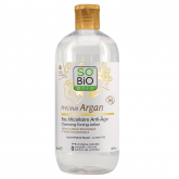 Agua Micelar Anti-edad  SO'BIO étic 500 ml.