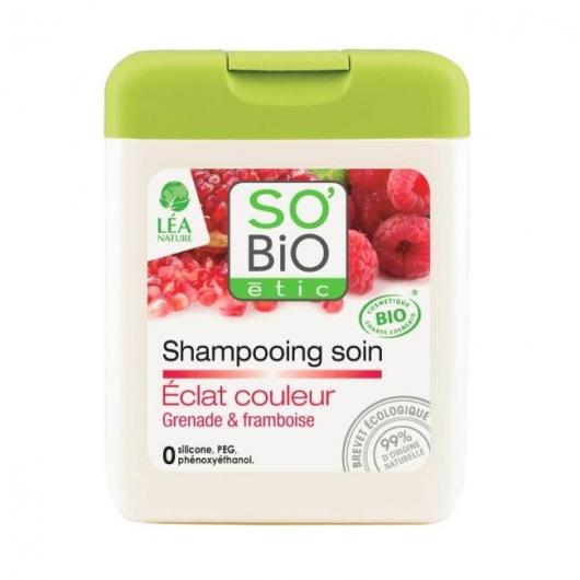 Shampoo trattamento Colore Luminoso SO'BIO étic 250 ml
