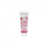 Gel dentifrice à la fraise Logona, 50 ml