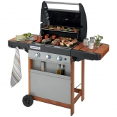 Barbecue a gas 3 Serie Woody Campingaz
