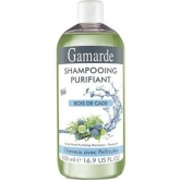 Champú Purificante Anti Caspa Gamarde 500 ml
