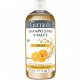 Champú Revitalizante Cabello Normal Naranja Gamarde 500ml