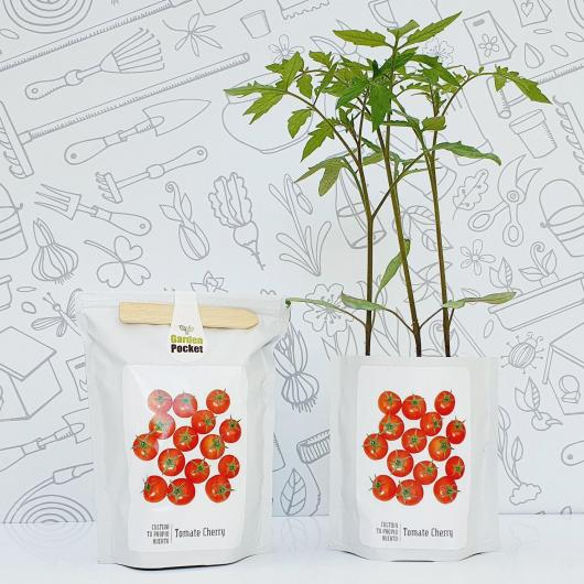 Kit huerto Tomate cherry Garden Pocket