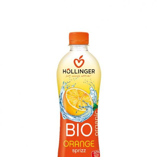 Bevanda analcolica all'arancia bio Hollinger 500 ml