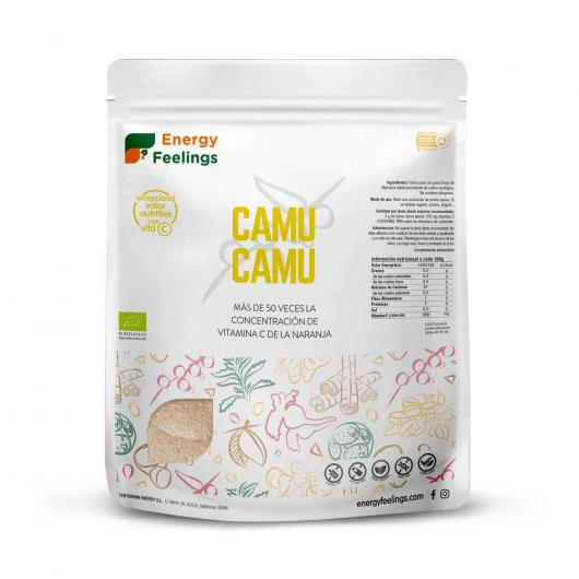 Camu Camu BIO en polvo Energy Fruits