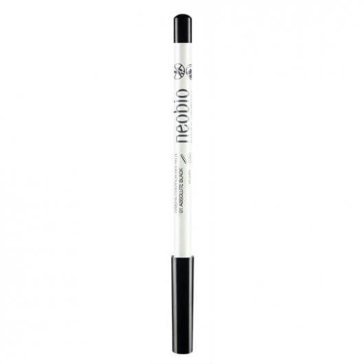 Eyeliner Liquido 01 Absolute Black Neobio, 5 ml