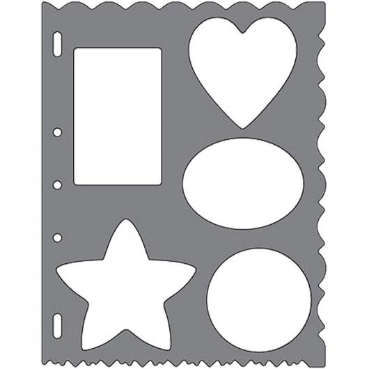 ShapeTemplate Figure Fiskars