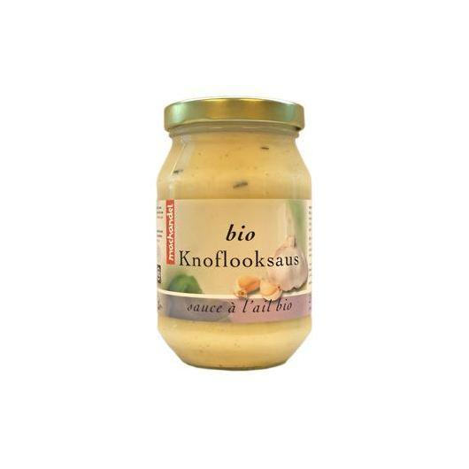 Salsa all'aglio bio Machandel 275 ml