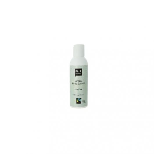 Fair Olio solare corpo FPS 30 Fair Squared, 150 ml