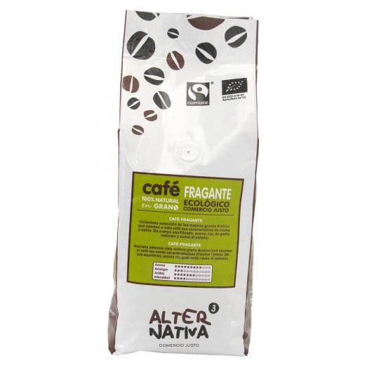 Chicchi di caffé Fragante Alternativa, 500 g
