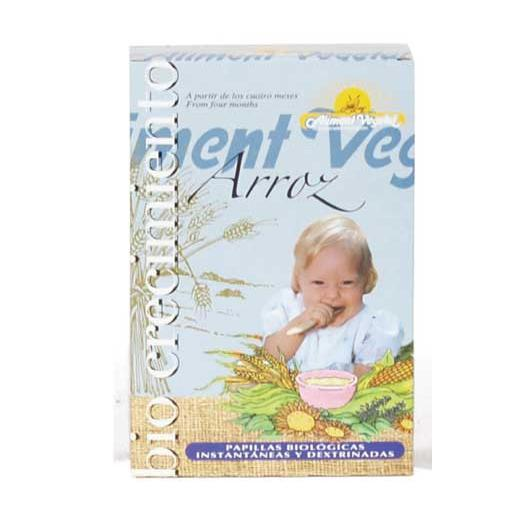Papilla de arroz Aliment Vegetal, 400 g