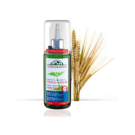 Tonico Capelli Rinforzante Germe di Grano, Betulla e China Corpore Sano, 300 ml