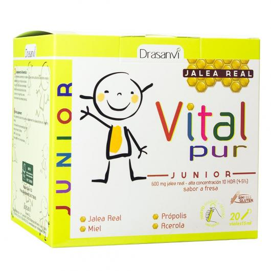 Vitalpur Junior Drasanvi, 20x15 ml