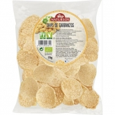 Chips de garbanzos ECO Natursoy, 70 g