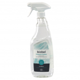 Spray pulisci vetro Biobel, 750ml