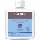 Shampooing antipelliculaire à la saule Cattier, 250 ml