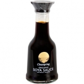 Salsa de soya en dispensador Clearspring, 150ml