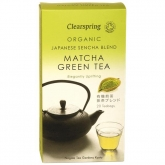 Té verde Matcha ECO Clearspring, 40 g