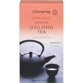 Té Oolong ECO Clearspring, 40 g