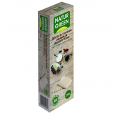 Galleta Eco 5 Cereales con baño Chocolate Blanco NAturgreen, 210g