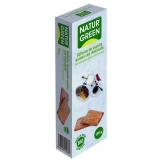 Galleta Eco Espelta Quinoa con Chocolate Naturgreen, 190g
