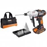 Perceuse visseuse 20v à double tête Switchdriver 1 batterie WX176 Worx