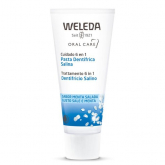 Creme dental salina Weleda, 75 ml