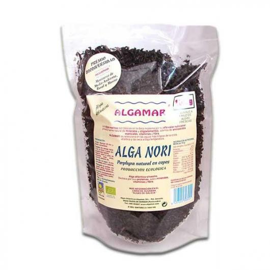 Flocons d'algue Nori Algamar, 100 g