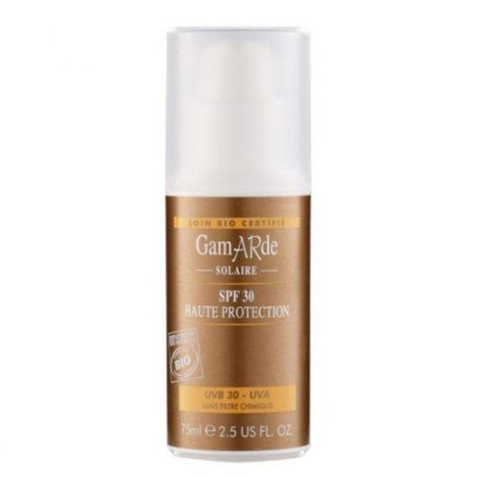 Protection solaire indice 30 Gamarde 75 ml