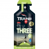 Trainer Three Taurina- Cafeina Novadiet, 40 g