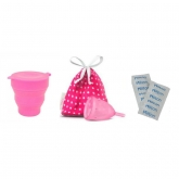 Pack Copa Mesntrual Lady Cup Talla S
