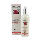 Latte detergente rose aloe bio Logona, 125ml