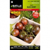 Graines de tomate Black Cherry