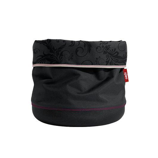 Vaso tessile Soft Bag 25cm Antracite