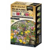 Kit cultivo Mix Flores Ornamentales Plurianuales